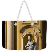 St Martin's Church Architectural Details Weekender Tote Bag