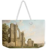 St Mary's Abbey -york Weekender Tote Bag