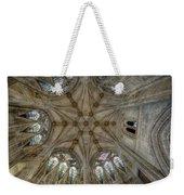 St Mary's Ceiling Weekender Tote Bag