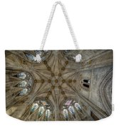 St Mary's Ceiling Weekender Tote Bag by Adrian Evans