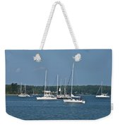 St. Mary's River Weekender Tote Bag