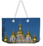 St. Michael's Cathedral Weekender Tote Bag