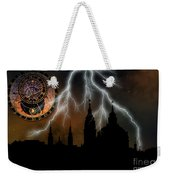 St Nikolas Church - Prague Weekender Tote Bag