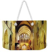 St. Patricks Cathedral, Dublin, Ireland Weekender Tote Bag