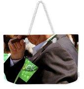 St Pattys Green Weekender Tote Bag