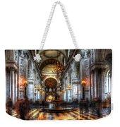 St Paul Cathedral Interior Weekender Tote Bag