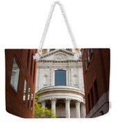 St Paul Cathedral Weekender Tote Bag