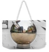 St Paul Cathedrals Reflection Weekender Tote Bag