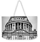 St. Paul's Cathedral In London Weekender Tote Bag