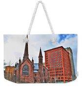 St. Paul's Episcopal Cathedral Weekender Tote Bag