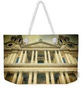St Pauls Standing Weekender Tote Bag