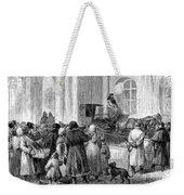 St. Petersburg, 1881 Weekender Tote Bag