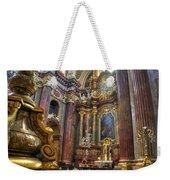 St Stanislaus - Posnan Poland Weekender Tote Bag