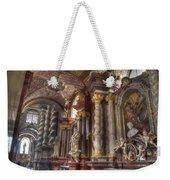 St Stanislaus Church -  Posnan Weekender Tote Bag