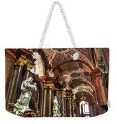 St Stanislaus Church - Posnan Poland Weekender Tote Bag