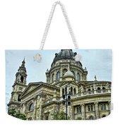St Stephen Basilica   Budapest Weekender Tote Bag