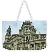 St Stephens Cathedral - Budapest Weekender Tote Bag
