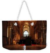 St Thomas Becket's Shrine Weekender Tote Bag