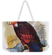 St Vincent Amazon Parrot Weekender Tote Bag