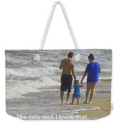 Stability Of Family Weekender Tote Bag