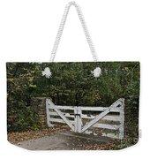 Stable Gate Weekender Tote Bag