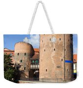 Stagiewna Gate Gothic Tower Weekender Tote Bag