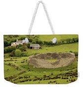 Staigue Fort, Kerry Weekender Tote Bag