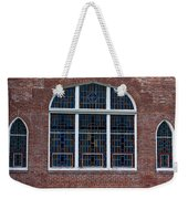 Stained Glass At St Paul Weekender Tote Bag