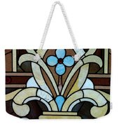 Stained Glass Lc 04 Weekender Tote Bag