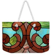 Stained Glass Lc 05 Weekender Tote Bag