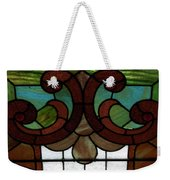 Stained Glass Lc 08 Weekender Tote Bag