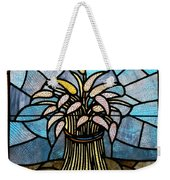 Stained Glass Lc 11 Weekender Tote Bag