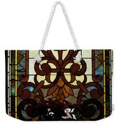 Stained Glass Lc 16 Weekender Tote Bag