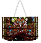 Stained Glass Lc 17 Weekender Tote Bag