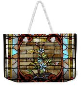 Stained Glass Lc 18 Weekender Tote Bag