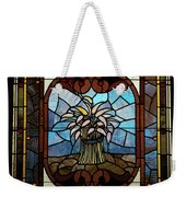 Stained Glass Lc 20 Weekender Tote Bag