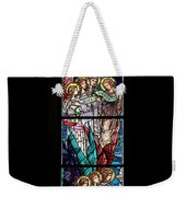 Stained Glass Pc 06 Weekender Tote Bag