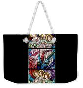Stained Glass Pc 07 Weekender Tote Bag