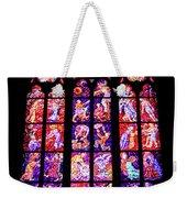 Stained Glass Window II Weekender Tote Bag