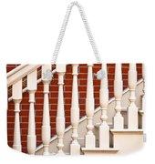 Stair Case Weekender Tote Bag by Tom Gowanlock