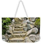 Staircase To Eagle Falls Lake Tahoe Weekender Tote Bag