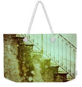 Stairs On A Rainy Day II Weekender Tote Bag