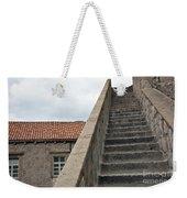 Stairway In Dubrovnik Weekender Tote Bag by Madeline Ellis