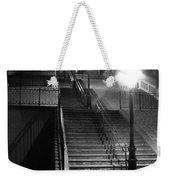 Stairway To Montmartre At Night Weekender Tote Bag