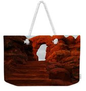 Stairwell To The Gods  Weekender Tote Bag