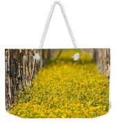 Stalks And Sunshine Weekender Tote Bag