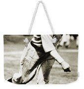 Stan Coveleski (1889-1984) Weekender Tote Bag