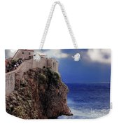 Standing At The Edge Of Time Weekender Tote Bag