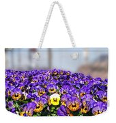 Standing Out In The Crowd Weekender Tote Bag