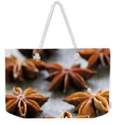 Star Anise Fruit And Seeds Weekender Tote Bag